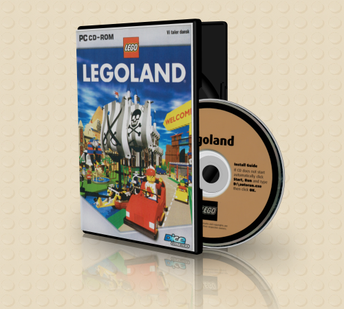 LEGOLand - PC Game