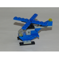 M7222 - Blue Helicopter
