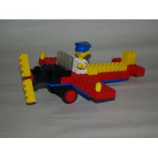 250 - Aeroplane and Pilot