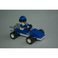 6618 - Blue Racer