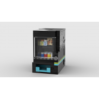 Cheat3's Vending Machine Puzzle Box