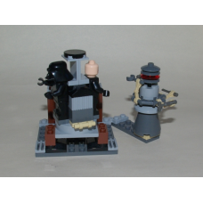 7251 - Darth Vader Transformation